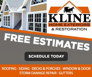 Kline Home Exteriors Ad